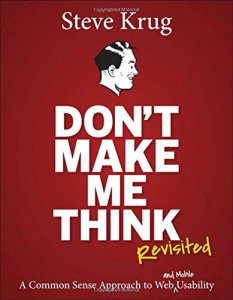 ux book - don't make me think image