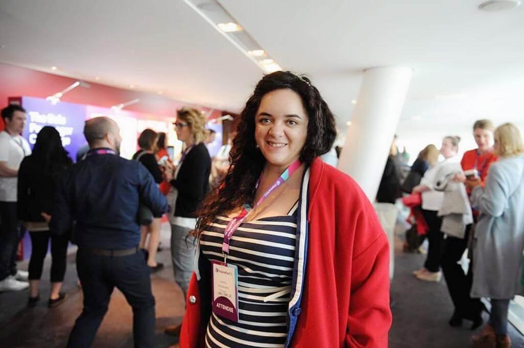 Luana Cavalcanti - women in ux