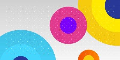 UXDI abstract blog header