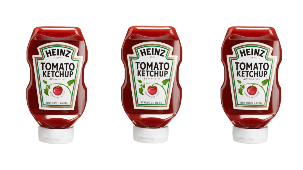 Heinz Ketchup User Research